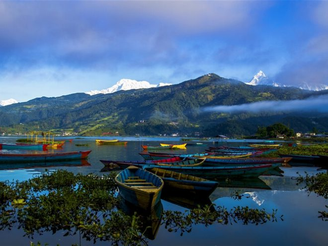 Splendid Tour of Kathmandu & Pokhara
