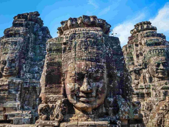 Cambodia - Vietnam