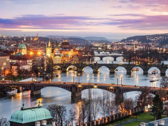 Amsterdam - Prague - Budapest