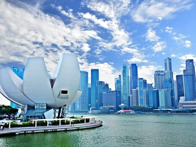 Fascinating Singapore with Sentosa