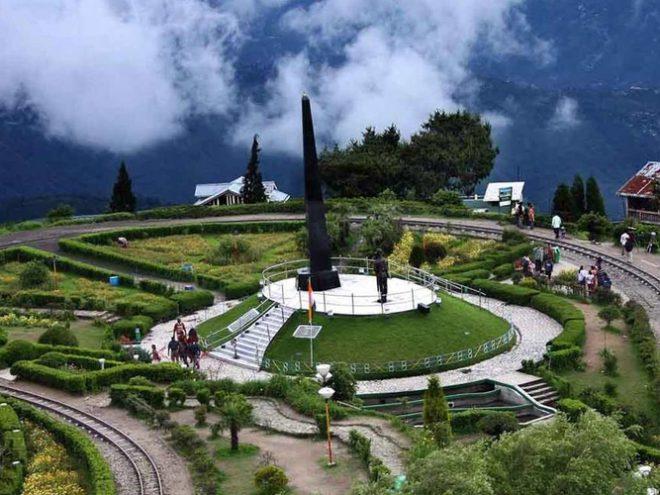 Darjeeling 02N & Gangtok 02 N