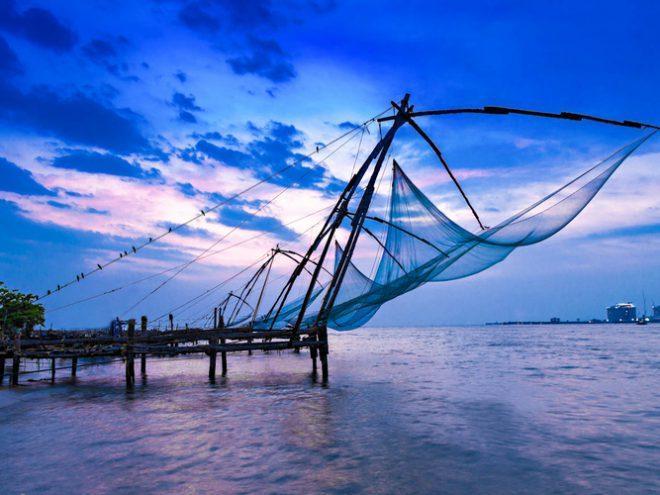 Cochin - Munnar - Thekkady - Alleppy