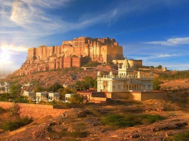 Jaipur 02N - Jodhpur 02N - Jaisalmer 02N