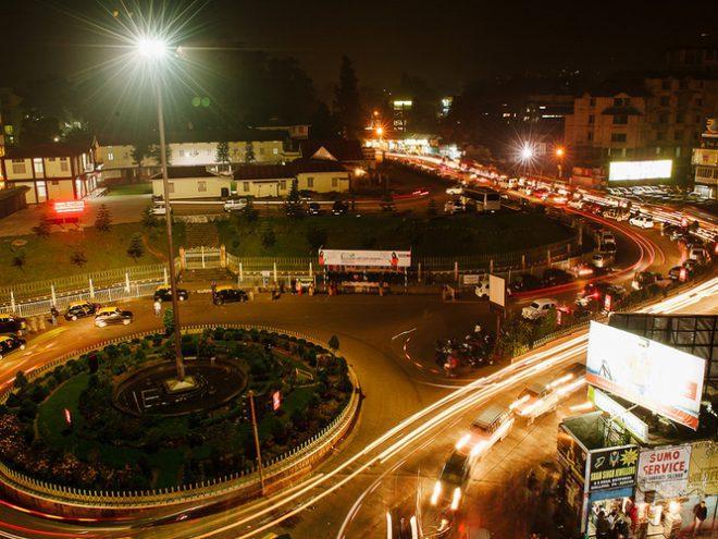 Guwahati 01N - Shillong 02N