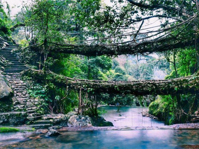 Guwahati - Shillong - Kaziranga