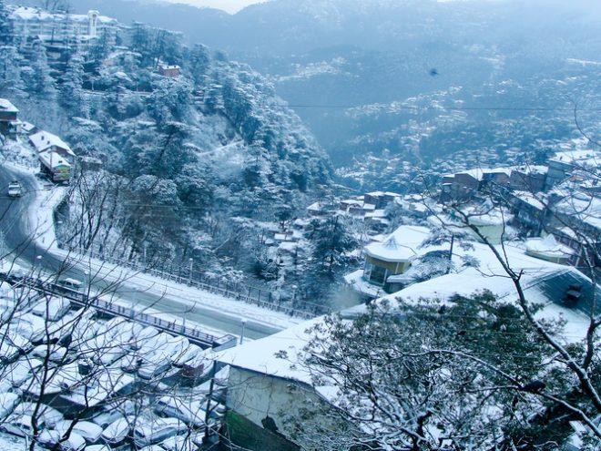 Shimla - Manali - Dharamshala - Dalhousie - Amirtsar - Chandigarh