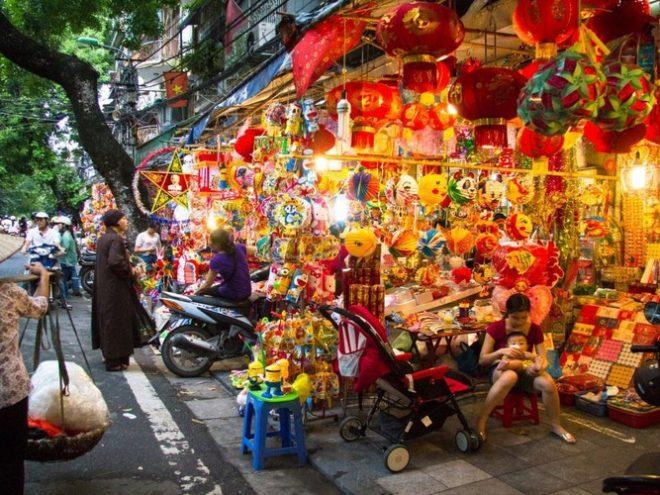 Glance of Vietnam