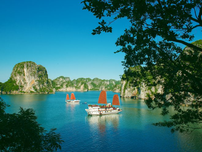 Highlights of Cambodia & Vietnam