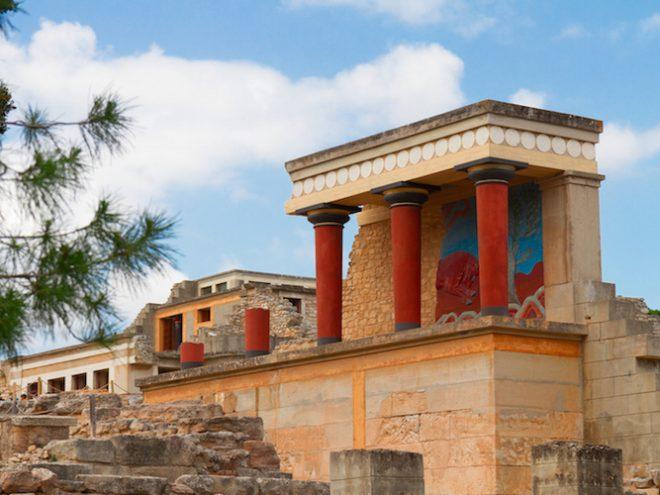 Athens - Crete - Santorini
