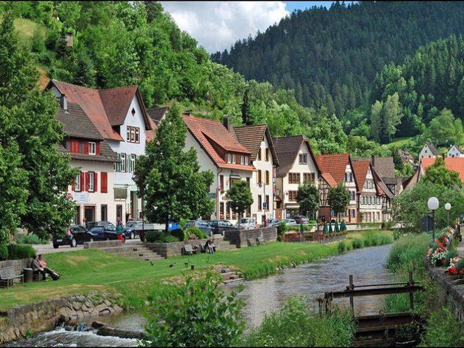 Germany - Czech Republic - Slovakia - Hungary - Austria - Switzerland