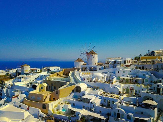 Greece: Athens, Milos & Santorini
