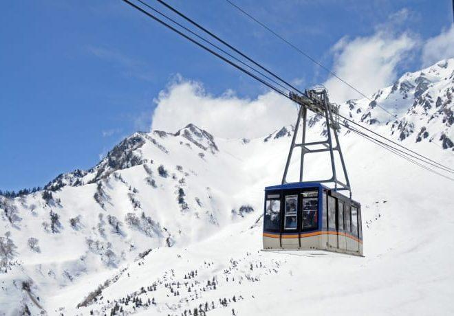 Japan: Alpine Route